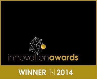 Innovation Awards Winner in 2014