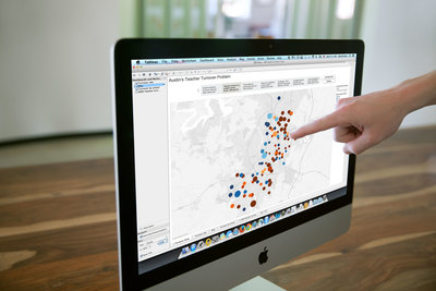 Tableau 8.2 brings data to the Mac and helps everyone tell stories with their data