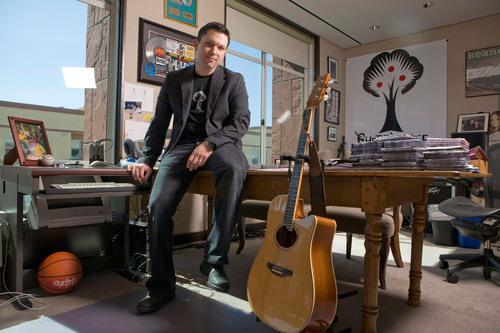 Martin Kierszenbaum, Chairman Of Pioneering Pop-Alternative Label Cherrytree Records, Renews Relationship With Interscope Records.  (PRNewsFoto/Interscope Geffen A&M)