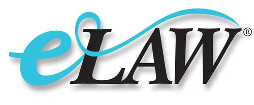 eLaw logo. (PRNewsFoto/eLaw) (PRNewsFoto/ELAW)