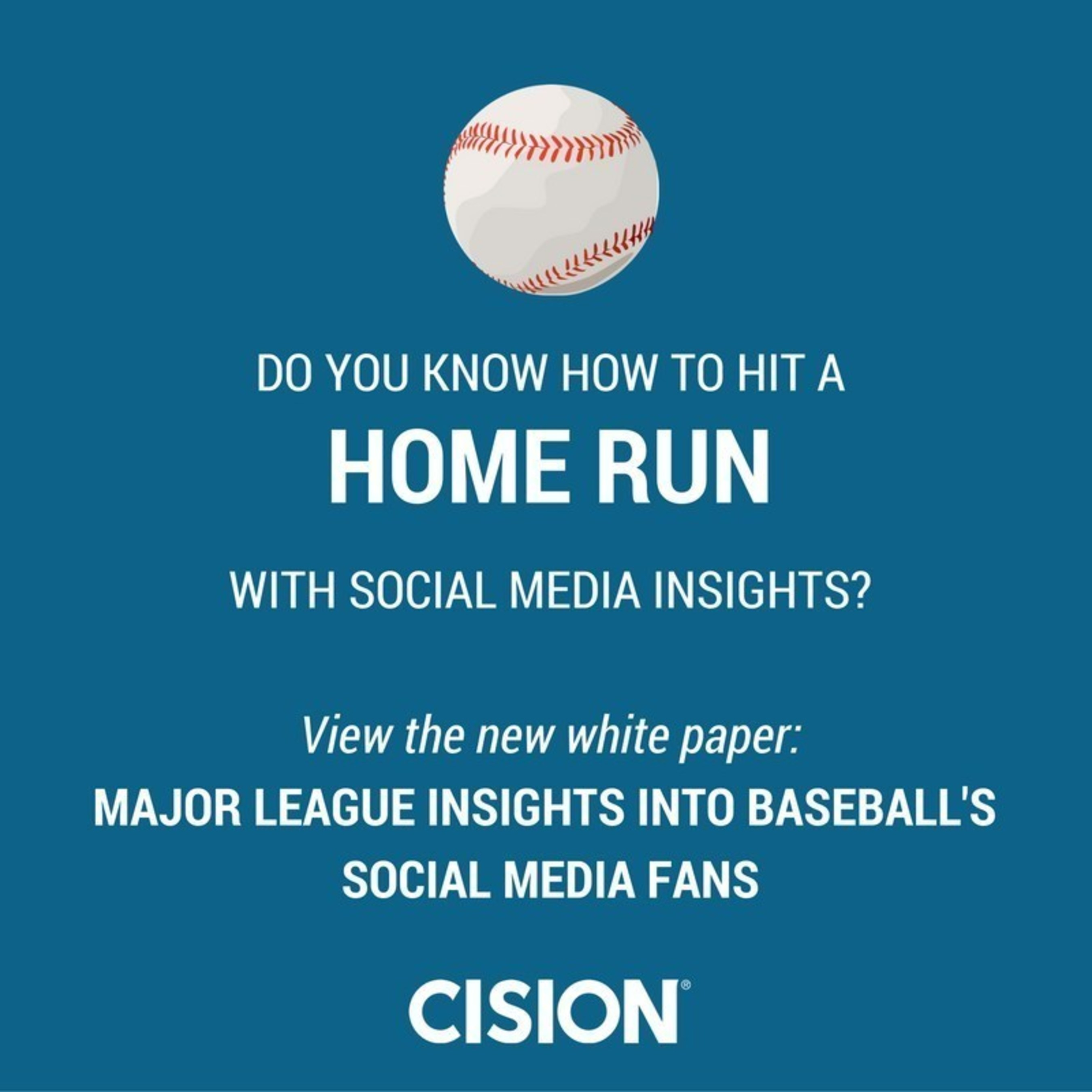 How Communications Champions Can Score Major League Insights