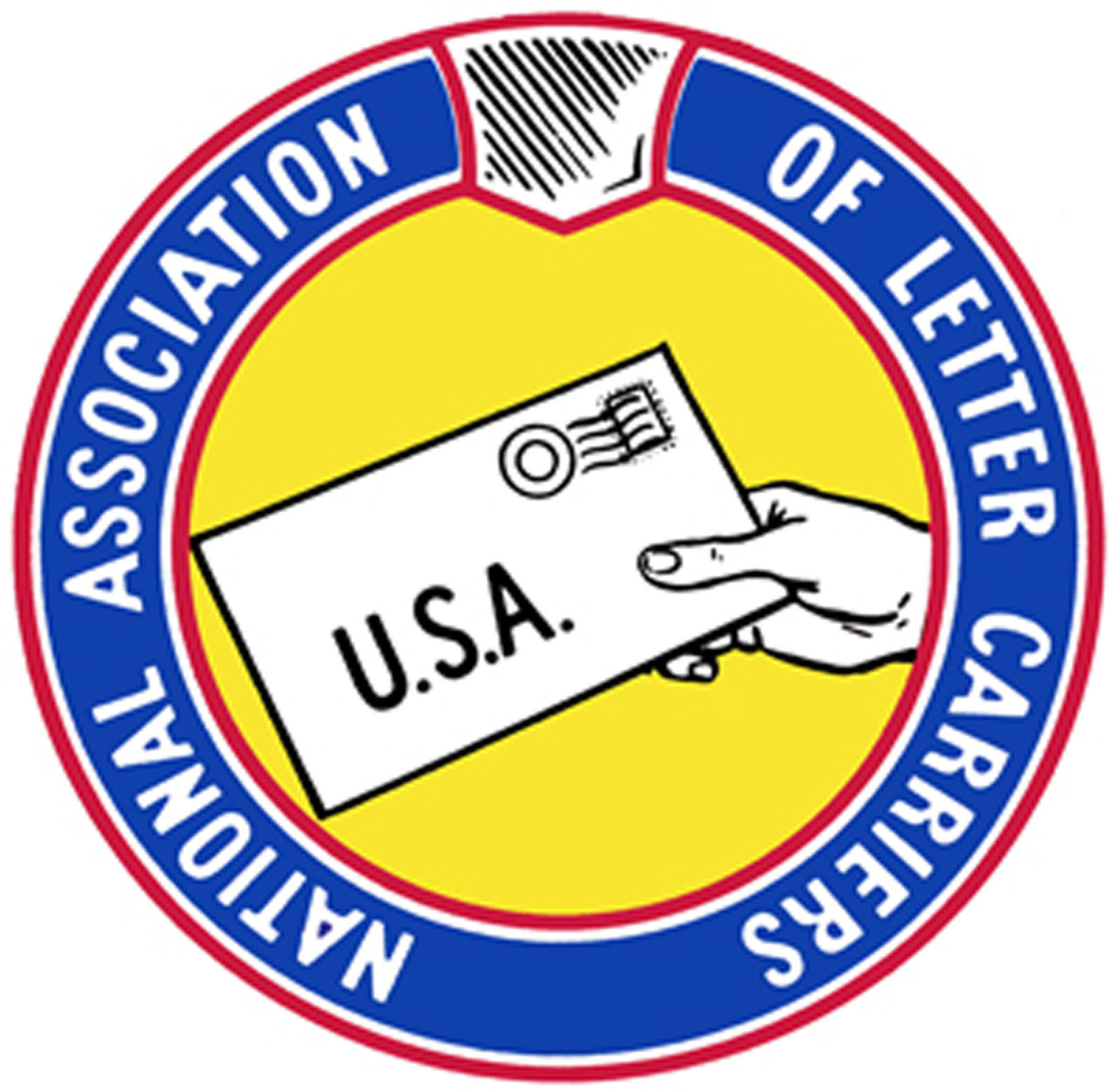 National Association of Letter Carriers. (PRNewsFoto/National Association of Letter Carriers) (PRNewsFoto/)