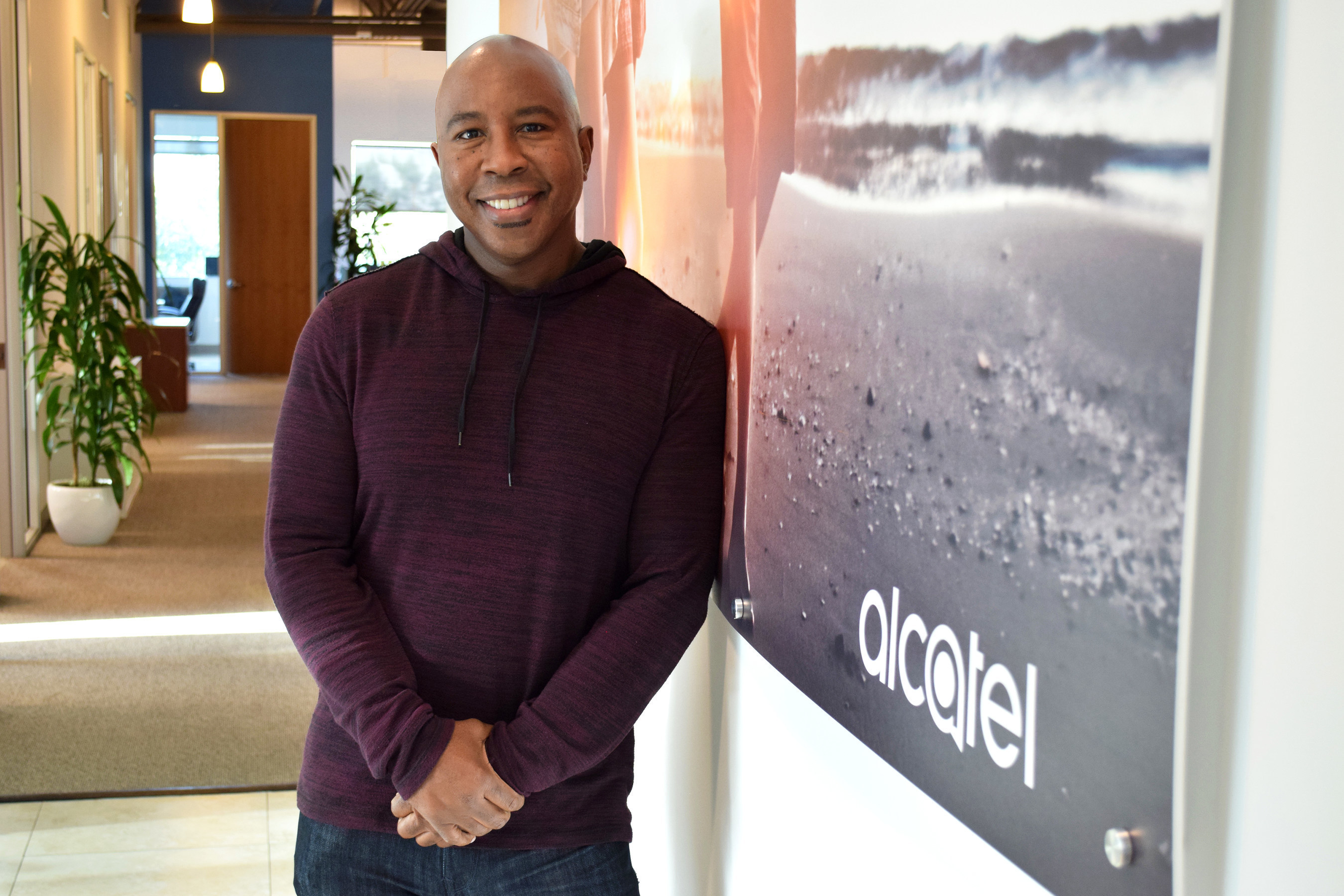Alcatel announces Wayne White as Vice President of Sales for North America
