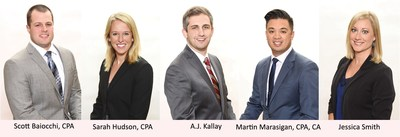 The Siegfried Group welcomes new professionals to its Central region