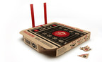 Down. Set. Pizza Hut, Hut! Pizza Hut® Debuts Playable Flick Football Pizza Box, Available with $5 Flavor Menu