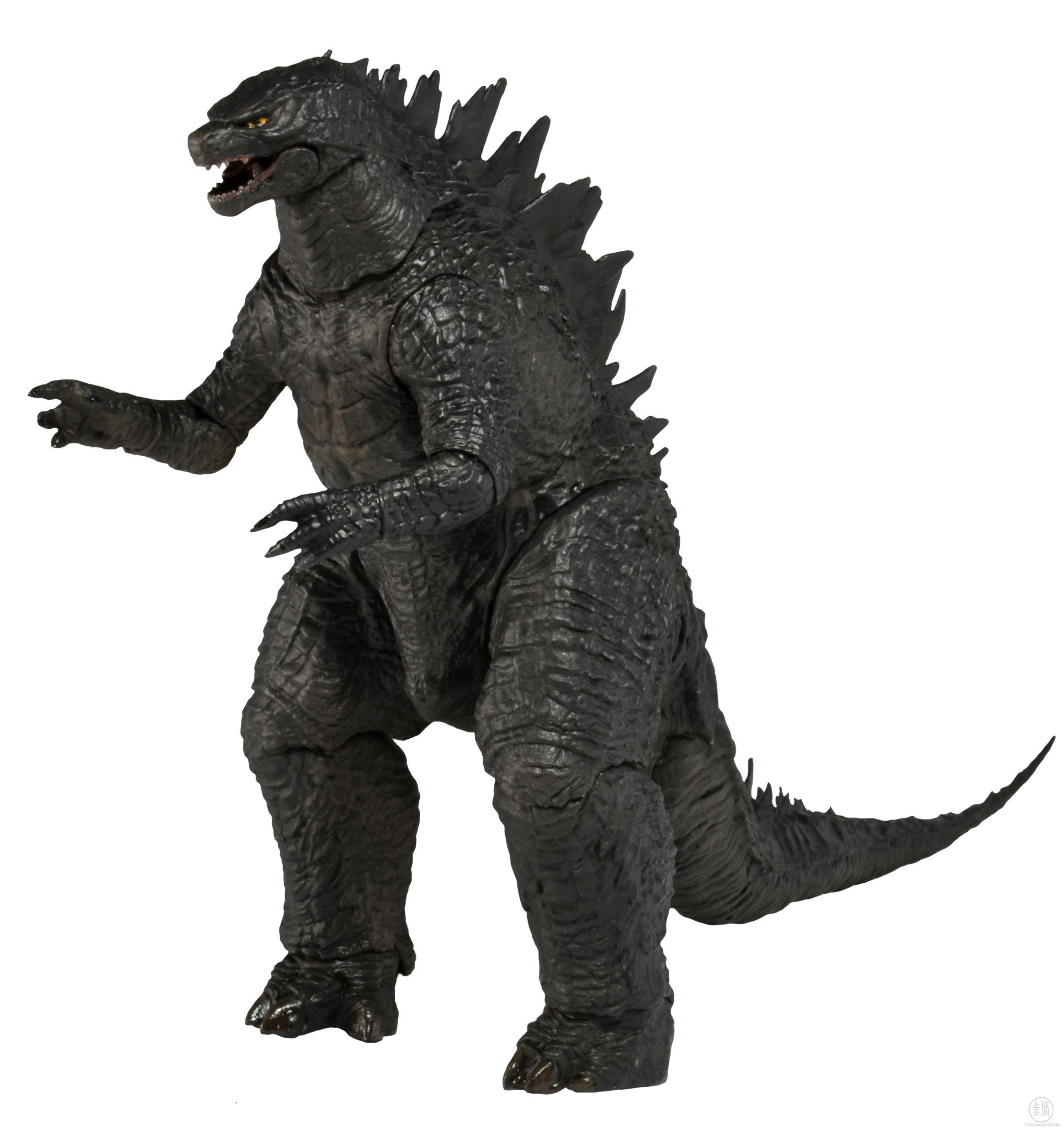 WBCP partner NECA offers the detailed 12' Head-to-Tail Godzilla figure. (PRNewsFoto/Warner Bros. Consumer Products)