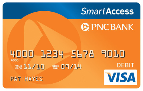 PNC SmartAccess® Prepaid Visa® Card Offers Alternative To Consumers Without Bank Accounts