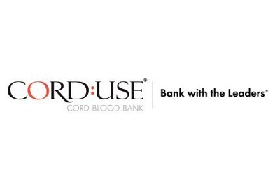 CORD:USE Logo (PRNewsFoto/CORD:USE Cord Blood Bank)