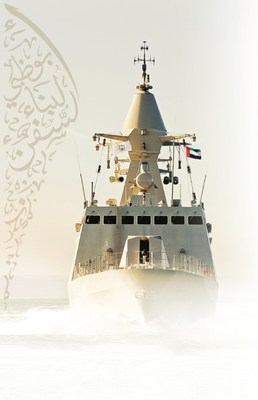 Raytheon has teamed with Abu Dhabi Ship Building for nearly a decade to integrate Rolling Airframe Missiles, Evolved Seasparrow Missiles and launchers onto the UAE Navy's Baynunah class of corvette ships. (Photo: Abu Dhabi Ship Building)
