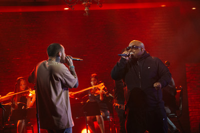 Mac Miller with Special Guest CeeLo Green on AUDIENCE Music.