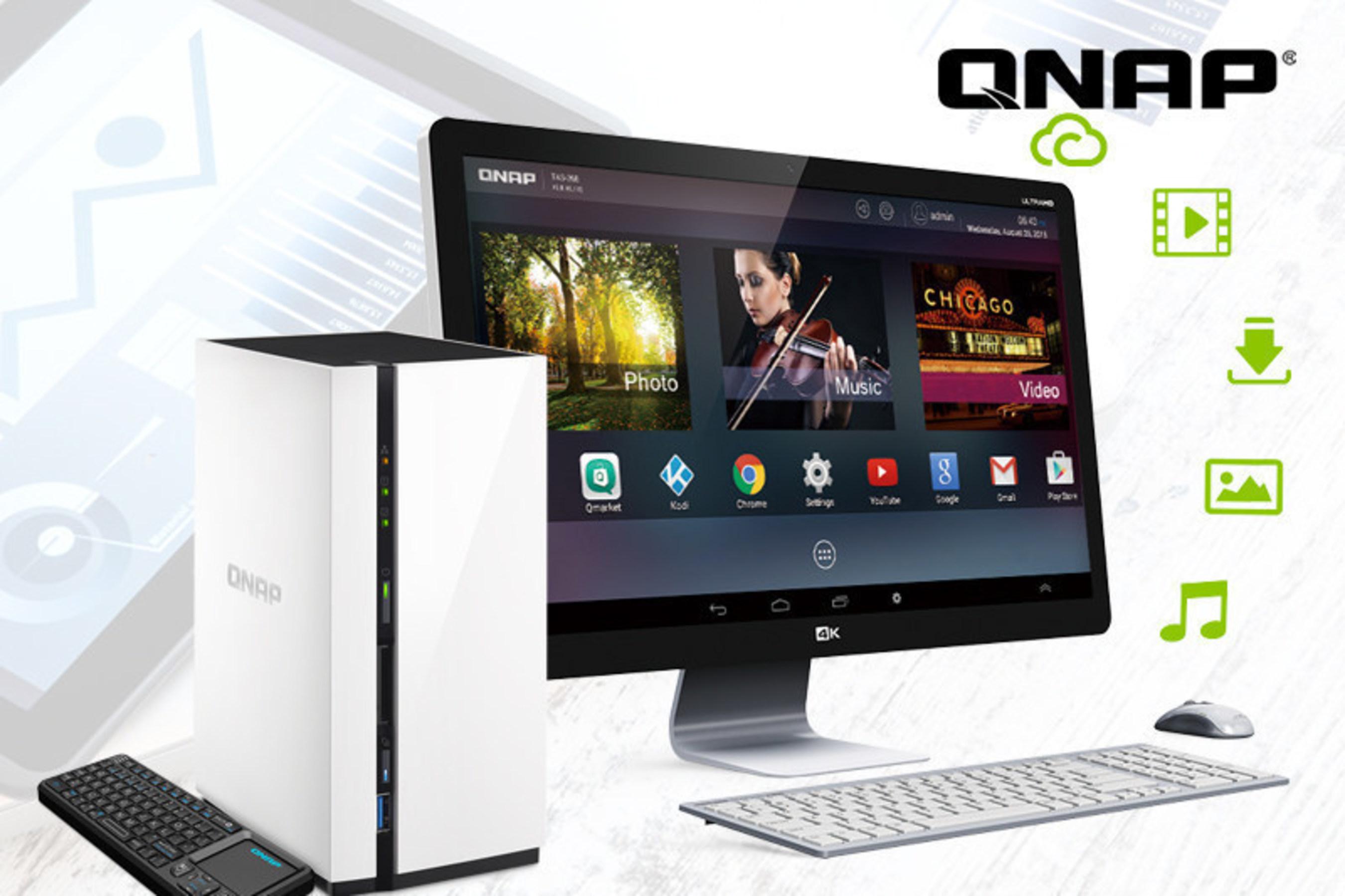 The QNAP TAS-x68 series