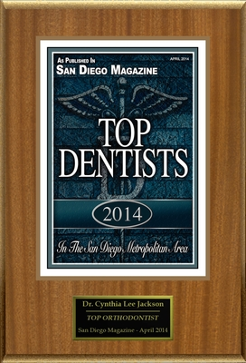 Dr. Cynthia Lee Jackson Selected For ''2014 Top Dentists and Specialists''
