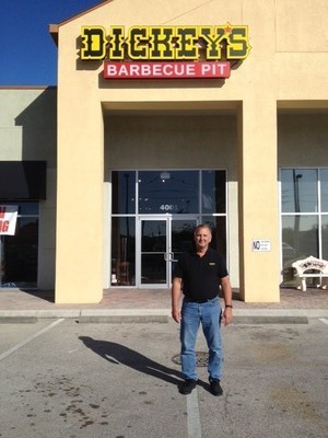 Owner/Operator Jack Chubb has signed a 10-store development agreement to open five new Dickey's Barbecue Pit locations in Hawaii and five new locations in Florida