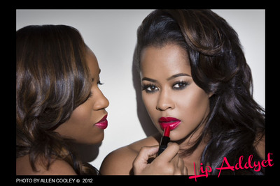 "Lip Addyct(TM) and Lisa Wu Join Forces to Launch Signature Lipstick Line, ""Chameleon by Lisa Wu"".  (PRNewsFoto/Lip Addyct)"