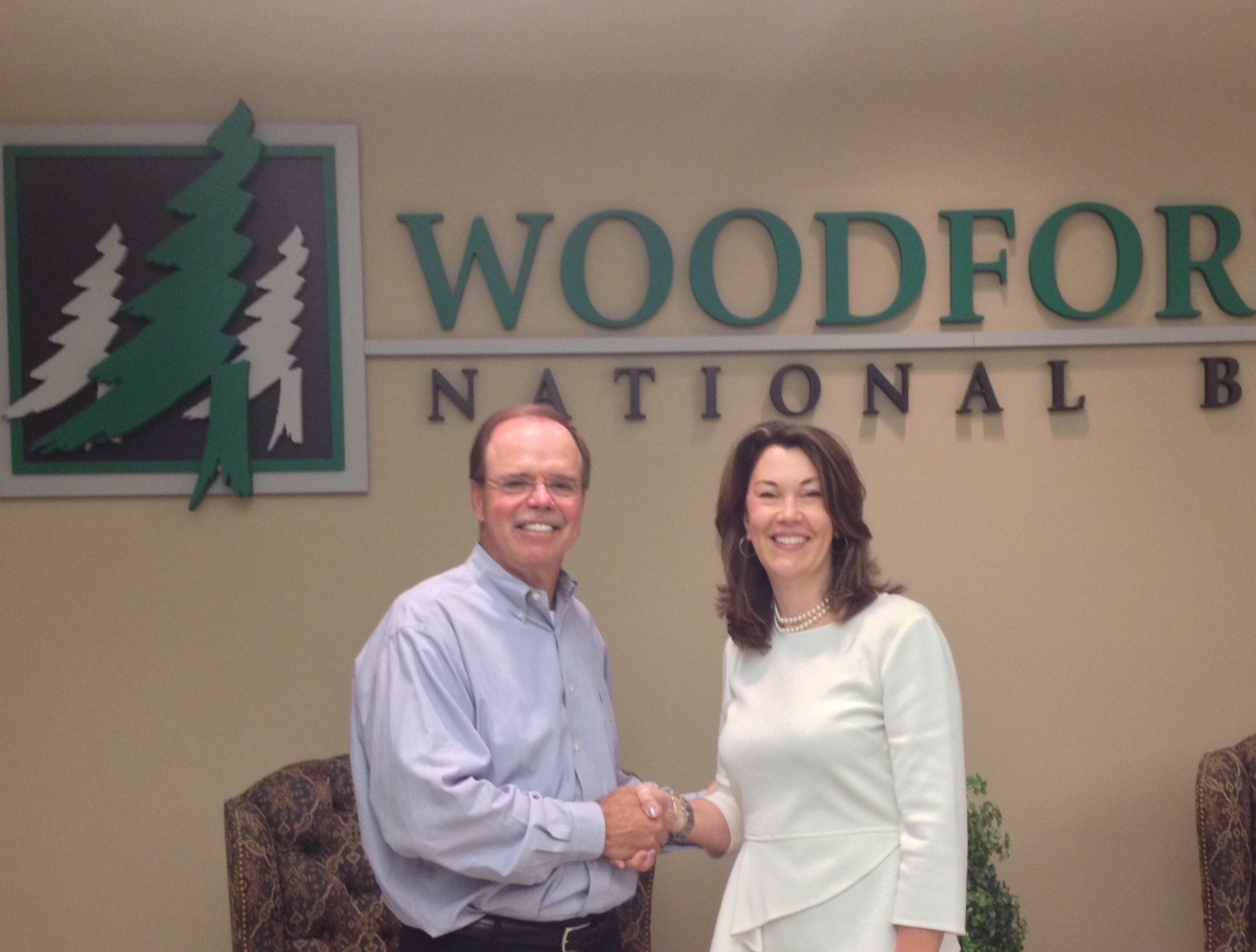 Robert E. Marling, Jr., Chairman and Chief Executive Officer of Woodforest Financial Group, Inc., announced the Board of Directors of Woodforest National Bank has named Cathleen (Cathy) Nash as the bank's President and Chief Executive Officer.