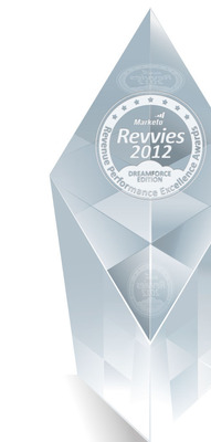 Announcing Revvies Finalists: Most Impactful Use of Marketo by a Salesforce.com Customer.  (PRNewsFoto/Marketo)