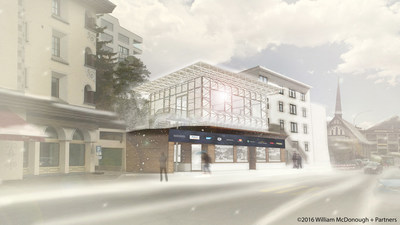 ICEhouse(TM) (Innovation for the Circular Economy house) (C) 2016 William McDonough + Partners