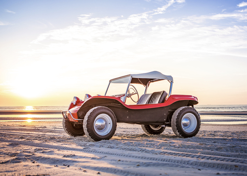 """1964 Meyers Manx """"Old Red"""" Photo Credit: Historic Vehicle Association (PRNewsFoto/Historic Vehicle Association)"""
