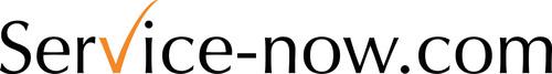 Service-now.com logo. (PRNewsFoto/Service-now.com)