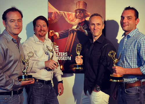 And the Emmy® goes to...Planit!