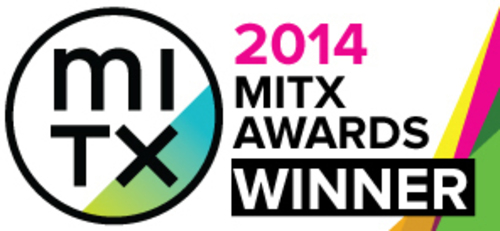 MITX Award Winner (PRNewsFoto/Curata, Inc.)