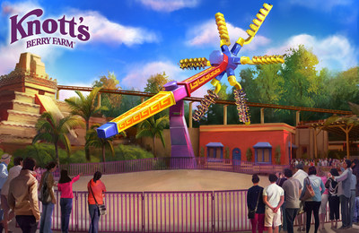 New Thrilling Ride, Sol Spin