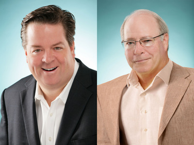 Buffets, Inc. has named industry veteran Chip Romp to its newly created position of Vice President of Training, and seasoned restaurant development professional Jay Allen to Senior Vice President of Real Estate and Development.  (PRNewsFoto/Buffets, Inc.)
