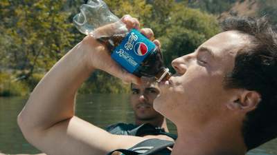PEPSI QUENCHES CONSUMER THIRST FOR FUN WITH REAL. BIG. SUMMER.