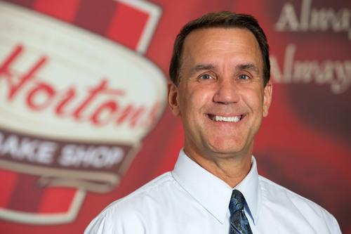 Larry Mench, Vice President of U.S. Operations Tim Hortons USA.  (PRNewsFoto/Tim Hortons)