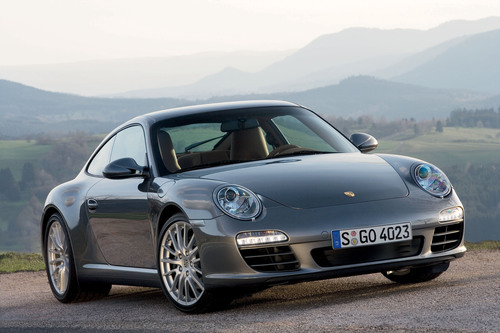 Porsche Regains Highest Ranking Nameplate Spot in J.D. Power and Associates 2010 Initial Quality
