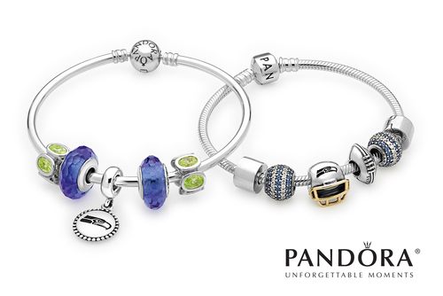 PANDORA Jewelry Introduces NFL Collection (PRNewsFoto/PANDORA Jewelry)
