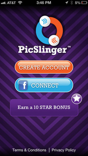 Players Give it Their Best Shot with PicSlinger
