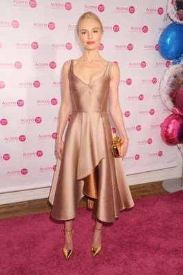 Actress, Producer and Model Kate Bosworth at the ACZONE(r) (dapsone) Gel, 7.5% Launch Event in New York City