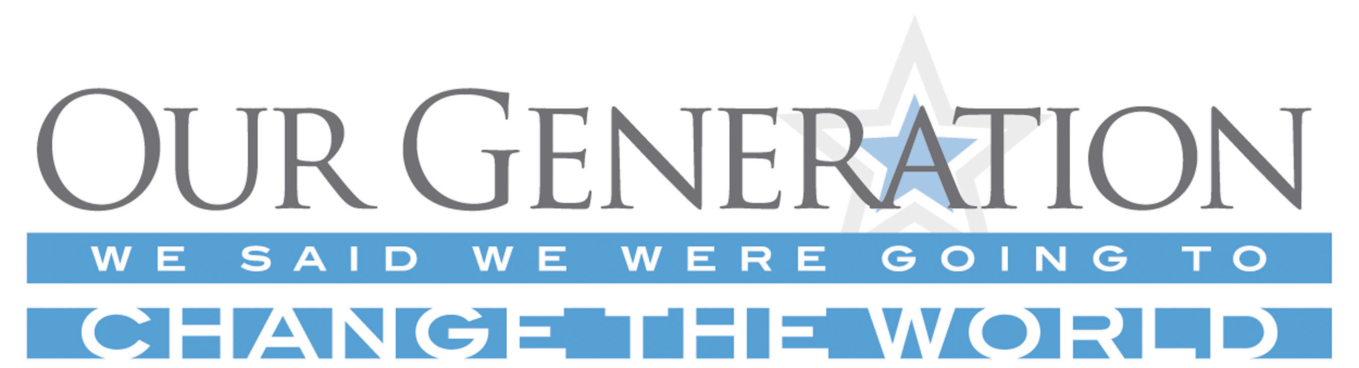 OUR GENERATION. (PRNewsFoto/Our Generation) (PRNewsFoto/)