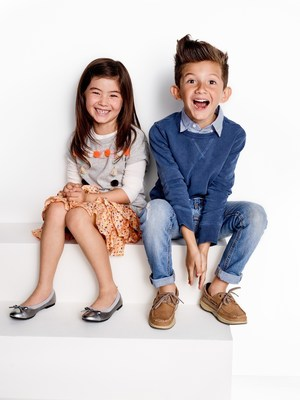 DSW Inc launches kids' footwear at 200 locations this back to school 2016!