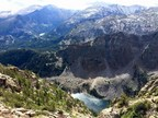 One of the sights in Rocky Mountain National Park spotted during WWP's hike