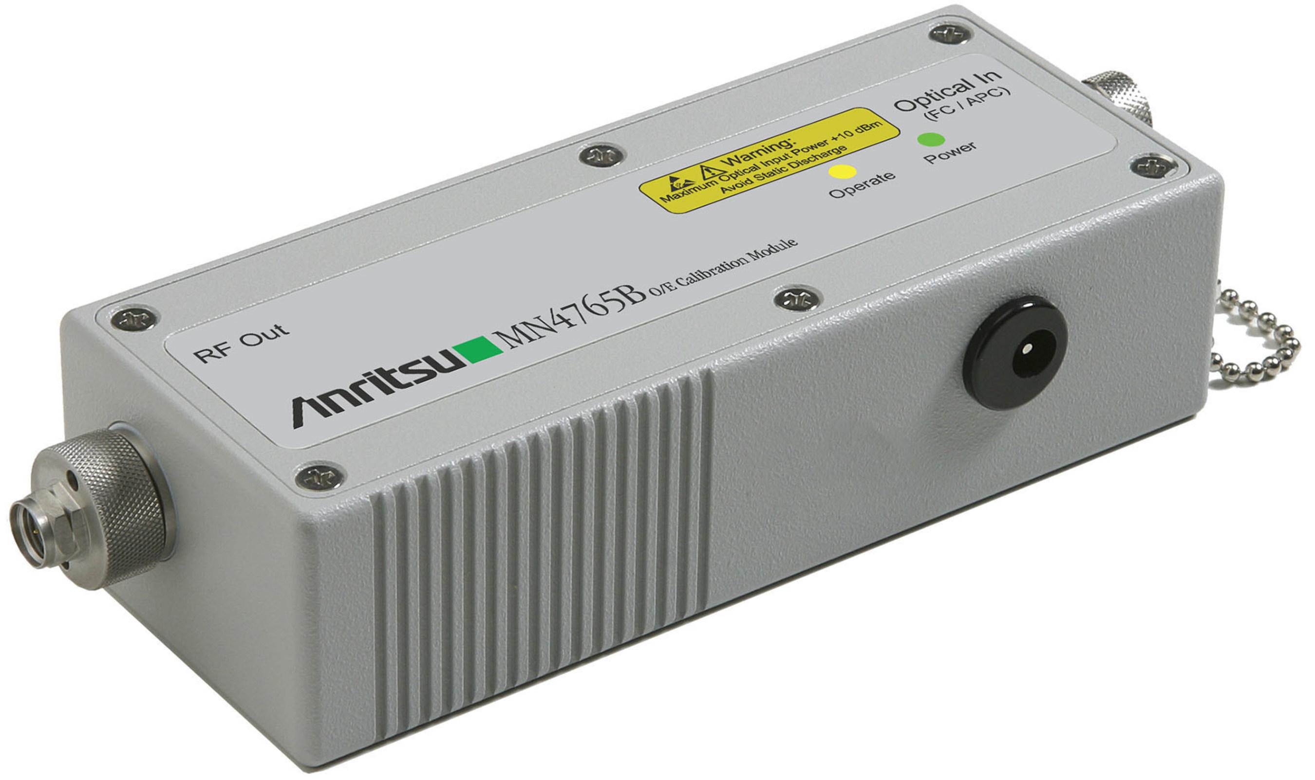 Anritsu Adds Dual Wavelength Measurement Capability to O/E Calibration Modules for VectorStar' VNA Family