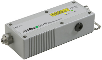 Anritsu introduces O/E calibration modules that add dual wavelength measurement capability to VectorStar VNA family.