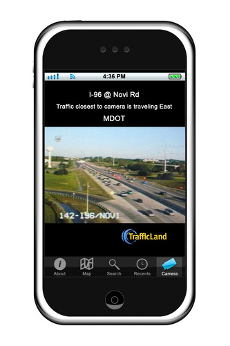 Visteon's New iPhone Application Lets Consumers See Real-Time Traffic Images, Paves Way for