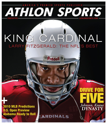 Anthony Flaccavento and Michael O'Donnell Join Athlon Sports