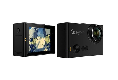 Sioeye Iris4G LTE Live Streaming Action Camera