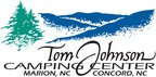 Tom Johnson Camping Center Logo.  (PRNewsFoto/Tom Johnson Camping Center)