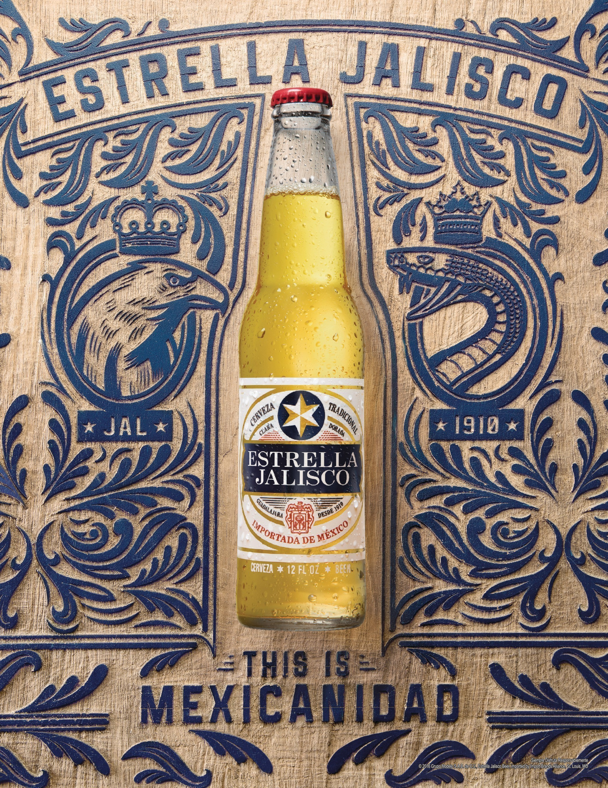 Mexican Beer Estrella Jalisco Debuts In The United States