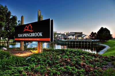 TGM Springbrook - Apartment Community in Aurora, IL.  (PRNewsFoto/TGM Associates)