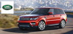 Even though the 2014 Porsche Cayenne has proven to be a strong opponent, the 2014 Range Rover Sport maintains its lead in the class as much for what it doesn't have as what it actually offers. (PRNewsFoto/Land Rover of San Antonio)
