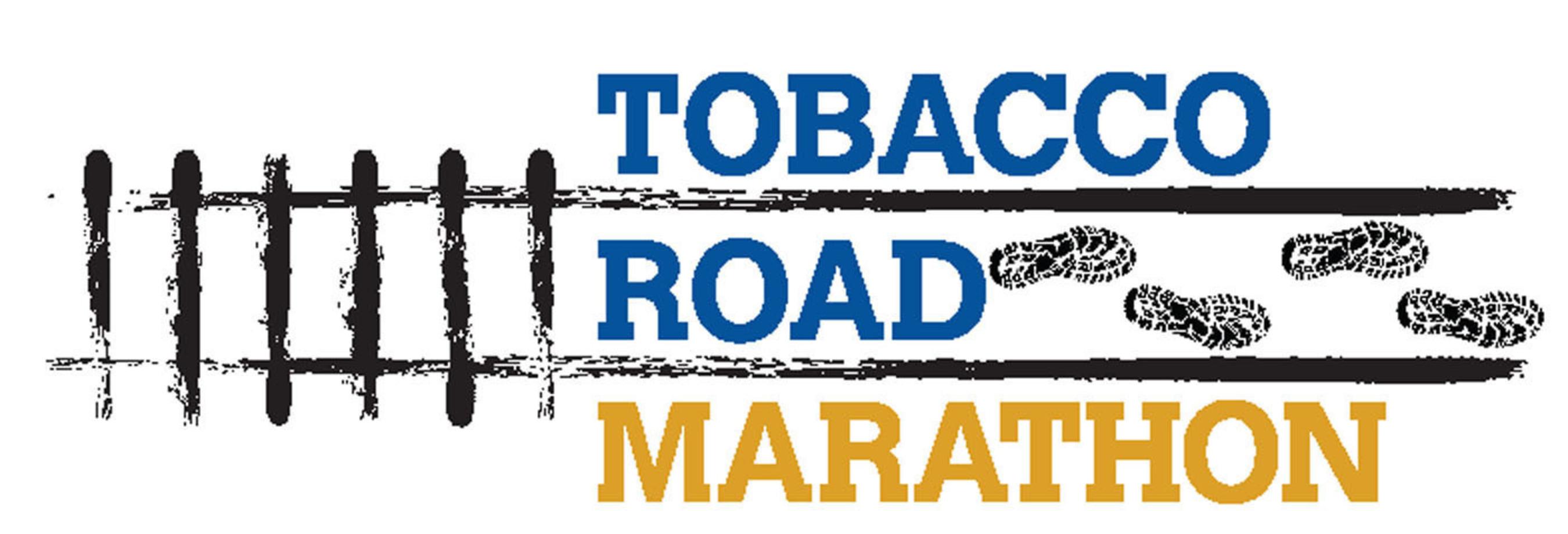 Tobacco Road Marathon  http://tobaccoroadmarathon.com/ . (PRNewsFoto/Tobacco Road Marathon Association (TRMA)) (PRNewsFoto/TRMA) (PRNewsFoto/TRMA)