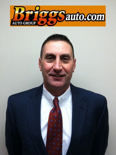 Briggs new Regional Director of Operations, Joe Moshiri.  (PRNewsFoto/Briggs Auto Group)