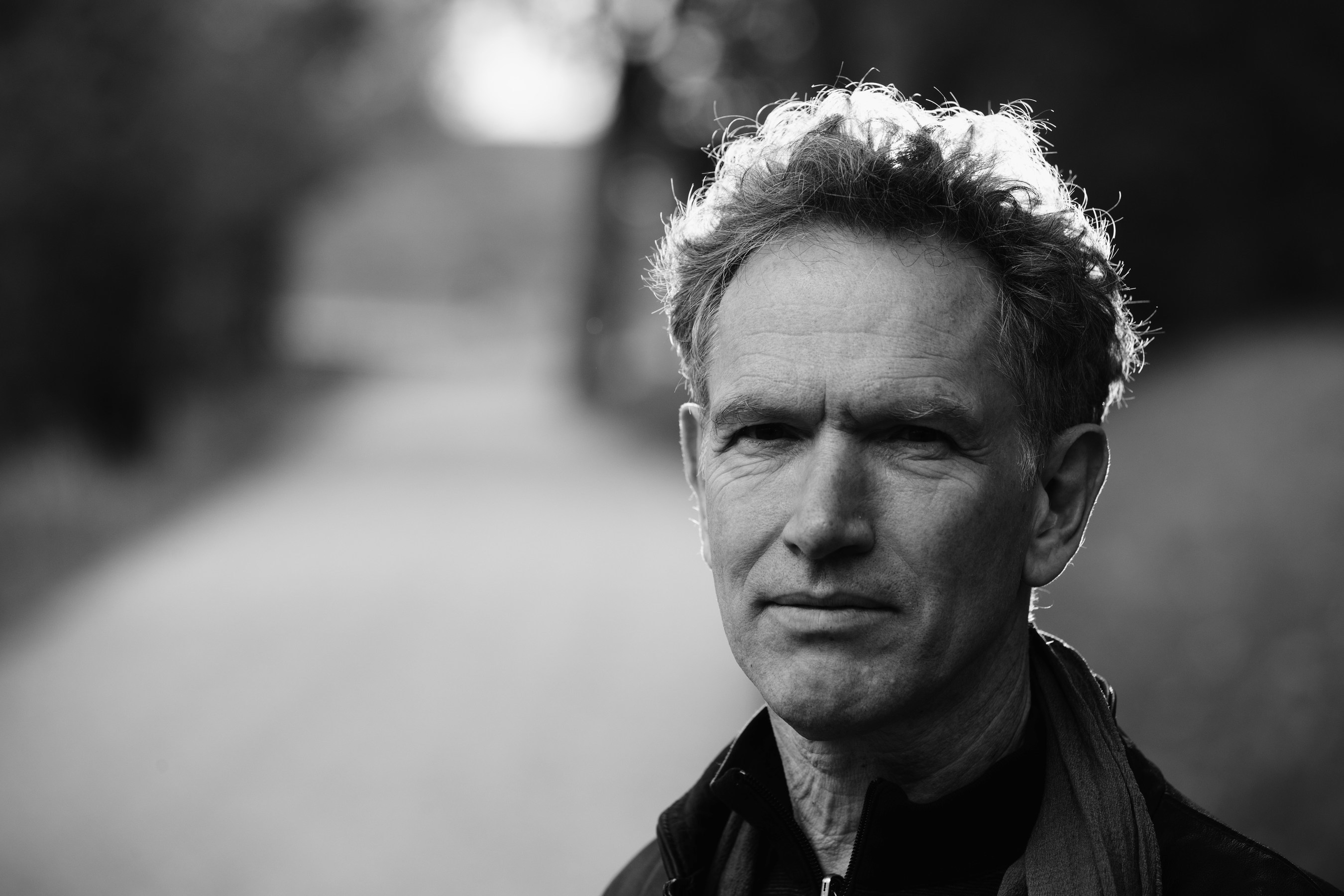 """Danish composer Hans Abrahamsen received the 2016 Grawemeyer Award for Music Composition for """"let me tell you,"""" a song cycle for soprano and orchestra. The University of Louisville presents the Grawemeyer Awards annually for outstanding works in music composition, ideas improving world order, psychology and education and gives a religion prize jointly with Louisville Presbyterian Theological Seminary.  Photo by Lars Skaaning."""