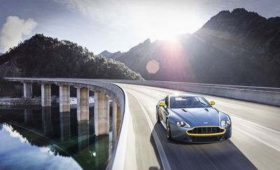 Aston Martin Holdings (UK) Limited Full Year Results 2013