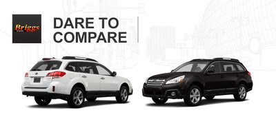 Briggs Subaru gives advantages and disadvantages to buying or leasing a vehicle. (PRNewsFoto/Briggs Subaru)